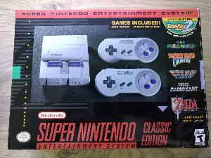 Super Nintendo Mini Classic Edition