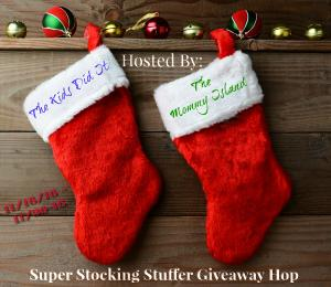 Super Stocking Stuffer Grand Prize!