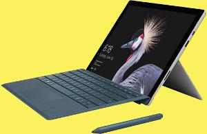 surface pro notebook