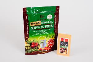 Survival Seed Pack Giveaway