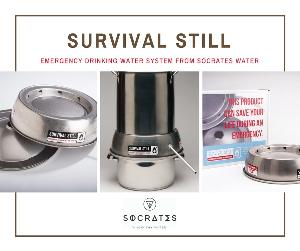 Survival Still Emergency Water Purication System