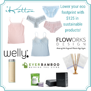 Sustainable products to help make every day Earth Day