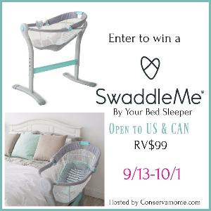 SwaddleMe By Your Bed