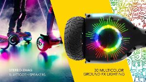 SWAGTRON T580 Warrior Bluetooth Hoverboard Giveaway
