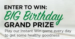 Swanson Summer Instant Win Game and Sweepstakes