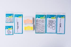 Sweet Stamps and Ink Pad Giveaway