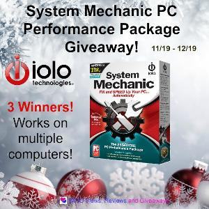 System Mechanic PC Performance Package Giveaway