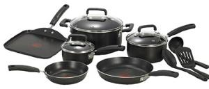 T-Fal 12-Piece Cookware Set (ARV $199.99)