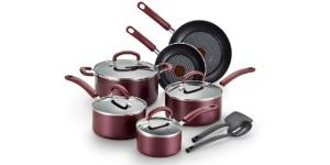 T-fal's Color Luxe Cookware