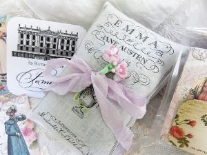 Talented Artist - Kimberly Elfersy from My Victorian Heart - Interview & Giveaway