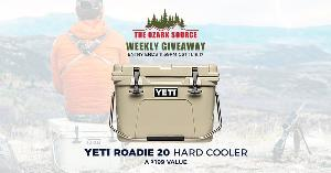 Tan Yeti Roadie 20