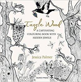 Tangle Wood Collector's Edition Coloring Book Bundle Giveaway