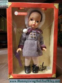 Terri Lee Winter Wonderland Doll - ARV $40