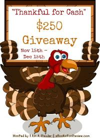 Thankful For Cash $250 Giveaway 2016!