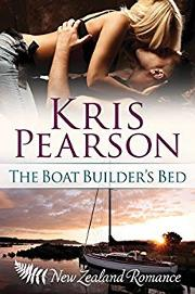 The Boat Builder's Bed by Kris Pearson - Book Review, Interview & Giveaway