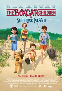 THE BOXCAR CHILDREN – SURPRISE ISLAND on Blu-ray