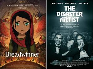 The Breadwinner and The Disaster Artist Pass contest