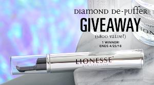 The Diamond De-Puffer Giveaway ($800 VALUE!)