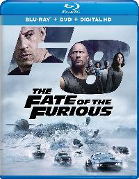 The Fate of the Furious Blu-ray/DVD Combo Pack ($34.98)