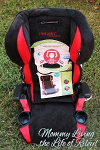 The First Years Compass B570 Pathway Booster Seat ~ ARV $100