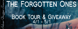 The Forgotten Ones Book Tour & Giveaway