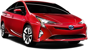 The Giveaway Centers 2017 Toyota Prius Giveaway