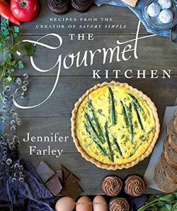 The Gourmet Kitchen Recipe Book Giveaway!