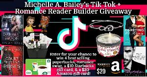 """The grand prize for this contest will be: """"One paperback copy of """"Temptation"""" by Ivy Smoke, One paperback copy of """"The Darkest Moon"""" by Linsey Hall, One paperback copy of """"Marrying Mr. Wrong"""" by Claire Kingsley...+ lots more..."""