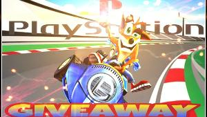 The Grand Prize winner will receive the following items:  1 Playstation Classic ; 1 Physical Copy of Crash Team Racing (PS4) ; 3 special USB thumb drives for the PS Classic;  1 custom EDG thumb drive ; A EatDefeatGaming custom CTR t-shirt + more...