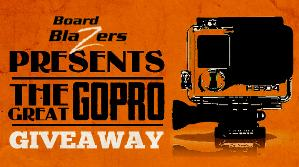 The Great GoPro Giveaway by Board Blazers