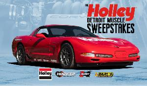 The Holley Muscle Car Sweepstakes