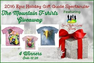 The Mountain T-Shirts Giveaway