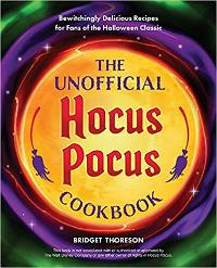 The Must-Have Unofficial Hocus Pocus Cookbook Giveaway