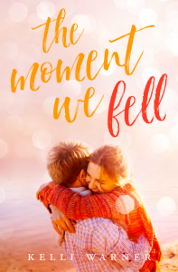 The prize package includes: A signed paperback copy of The Moment We Fell; $50 Amazon gift card;Custom wood plank artwork;Everything happens for a reason coffee mug; Wellness candle