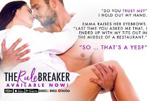 The Rule Breaker by Cat Carmine & Giveaway