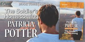 The Soldier's Homecoming by Patricia Potter (Guest Post & #Giveaway)