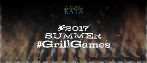 The Summer 2017 #GrillGames