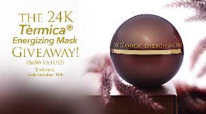 The Termica Engergizing Mask Giveaway ($650 Value!)