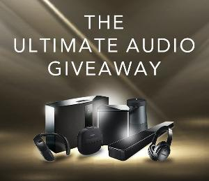 The Ultimate Audio Giveaway