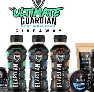 The Ultimate Guardian giveaway