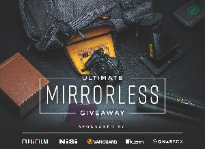 The ultimate mirrorless giveaway