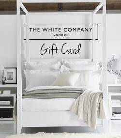 The White Company Gift Card worth £100