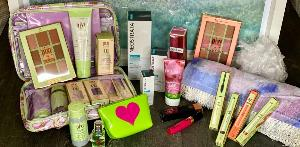 The winner of this gift package will receive over $500 worth of skincare, bath & body, makeup, and home gifts!!