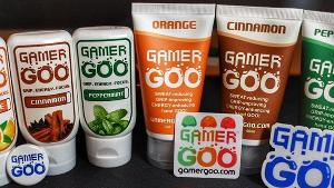 The winner of this giveaway will recieve a gamergoo bundle including: Peppermint , Orange and CInnamon!