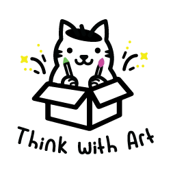 THINK WITH ART!