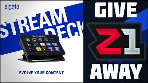 This giveaway is for 1x Elgato 15 Key Stream Deck.