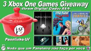 """This is a giveaway for: Game """"Morkredd"""" (Xbox One), Game """"Vera Blanck Full moon"""" (Xbox One) & Game """"Lonely Mountains Downhill + DLC"""" (Xbox One)!!"""