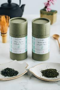 Three (3) lucky winners will be selected to win their award-winning Issaku Sencha and Gyokuro Japanese premium green tea in this giveaway!