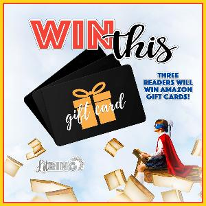 Three lucky readers will each win a $75 Amazon gift card!