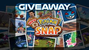 Three Winners will receive:  One Digital copy of New Pokemon Snap for the Nintendo Switch.